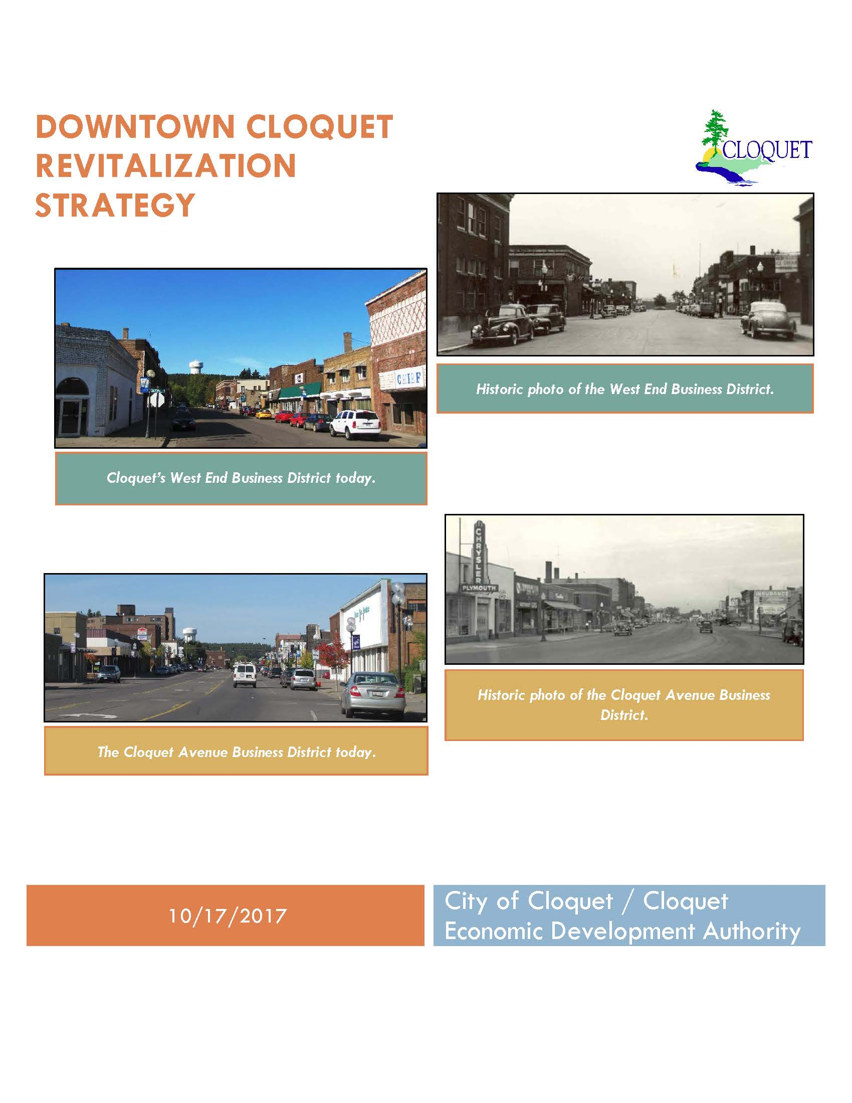 COVER FINAL DT REVITALIZATION STRATEGY 2017